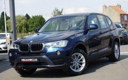 BMW X3 2.0L 20D X-DRIVE F25 PHASE 2