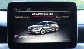 MERCEDES CLASSE CLA 200 CDI SHOOTING BRAKE 7G-DCT PHASE 2 complet