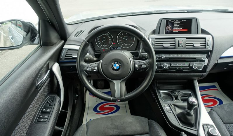 BMW 116 D F20 SERIE 1 PHASE 2 PACK M INTEGRAL complet