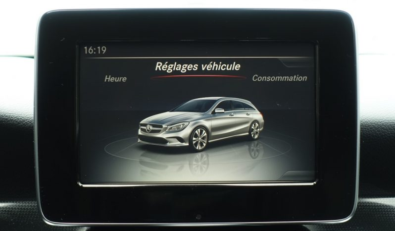 MERCEDES CLASSE CLA 180 CDI SHOOTING PHASE 2 complet
