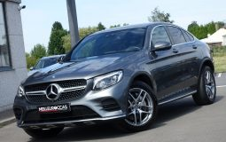 MERCEDES CLASSE GLC COUPE 220 D CDI 4 MATIC 9G-TRONIC FINITION AMG