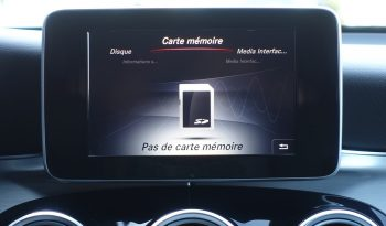 MERCEDES CLASSE GLC COUPE 220 D CDI 4 MATIC 9G-TRONIC FINITION AMG complet