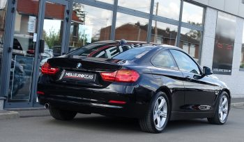 BMW 418 DA COUPE SERIE 4 BVA complet