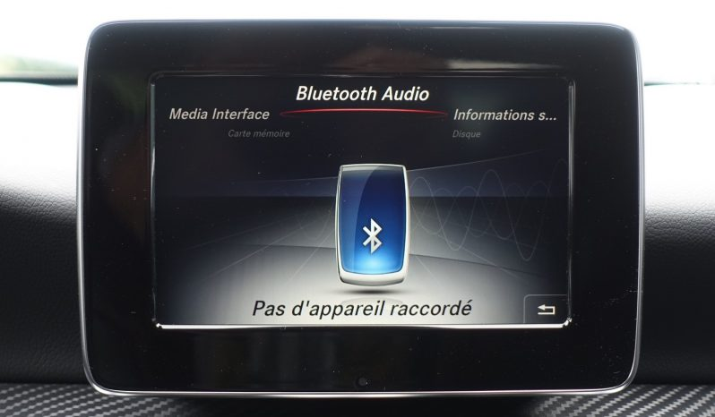 MERCEDES CLASSE A 180d CDI PHASE 2 AMG LINE BVA complet