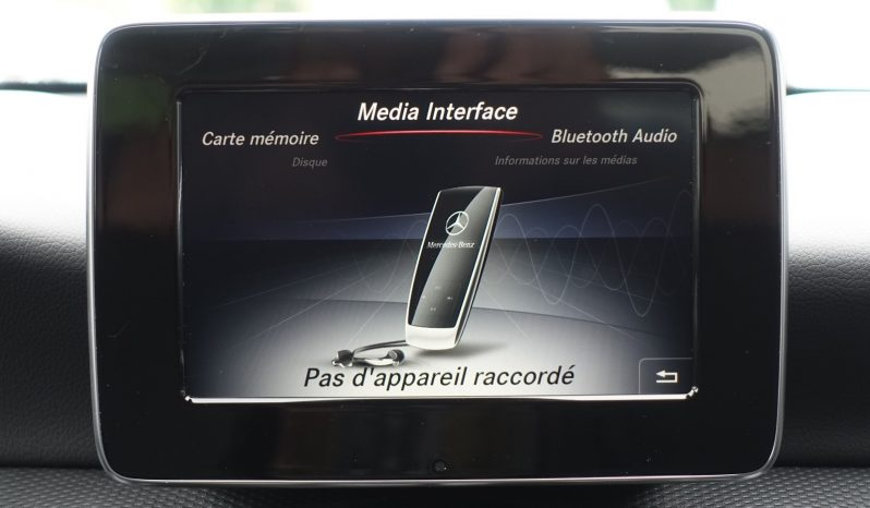 MERCEDES CLASSE A 180 D PHASE 2 complet