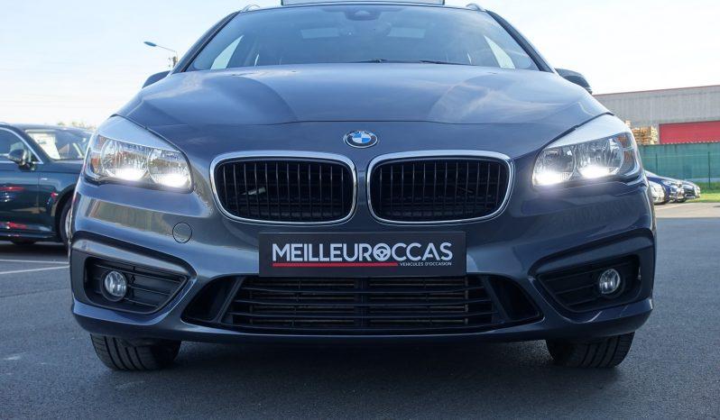 BMW 218 D ACTIVE TOURER SERIE 2 complet