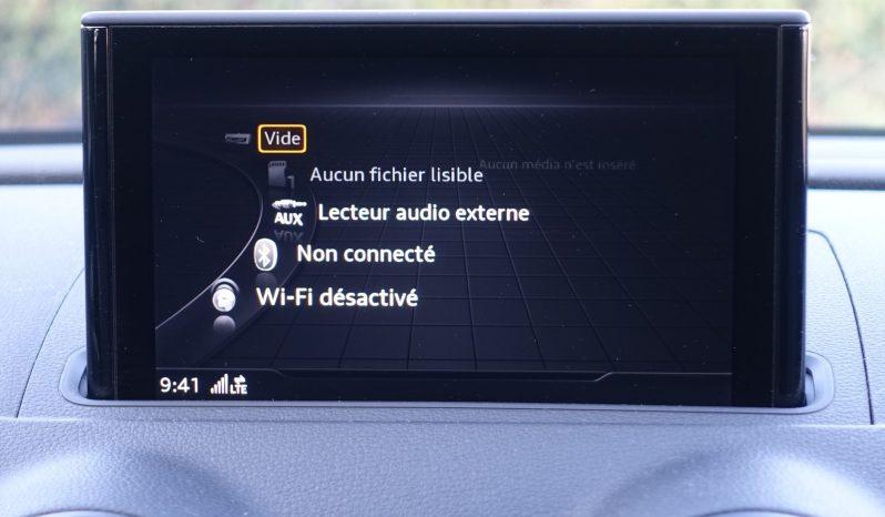 AUDI A3 SPORTBACK 2.0L TDI 150 CH complet
