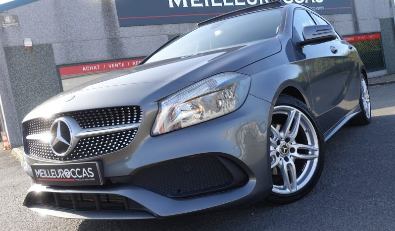 MERCEDES CLASSE A 180d CDI PHASE 2 AMG LINE complet