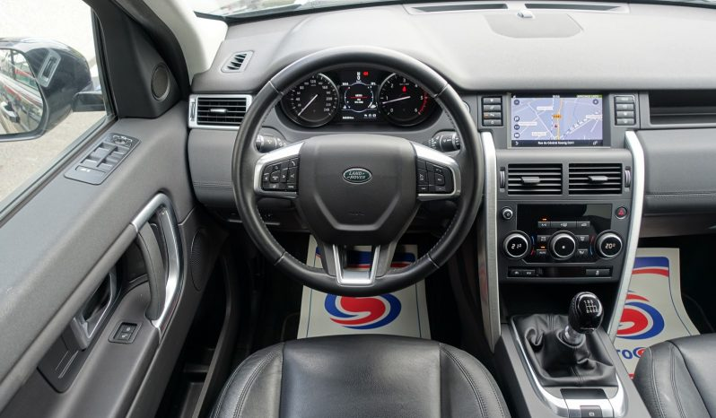 LAND ROVER DISCOVERY SPORT 2.0 L ED-4 150 CH SE complet
