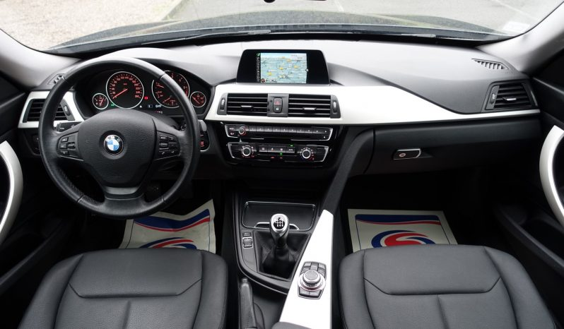 BMW 318 D GRAN TURISMO GT 150 CH SERIE 3 complet