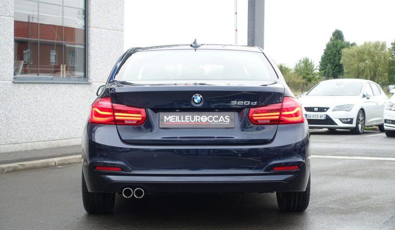 BMW 320 D BERLINE F30 SERIE 3 complet
