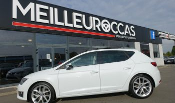 SEAT LEON 2.0 TDI 184CH FR complet