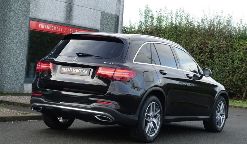 MERCEDES CLASSE GLC 220 D CDI 4 MATIC 9G-TRONIC FINITION AMG complet