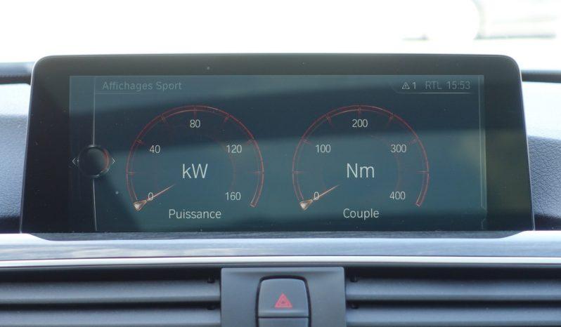 BMW 320 DXA TOURING F31 PHASE 2 SERIE 3 BVA ( break ) LUXURY complet