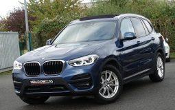 BMW X3 3.0L 30DA X-DRIVE 265 CH BVA G01