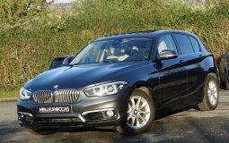 BMW 118 D F20 SERIE 1 PHASE 2  URBAN